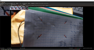 Figure 1: Setting a keyframe for the tracker every 20 frames.