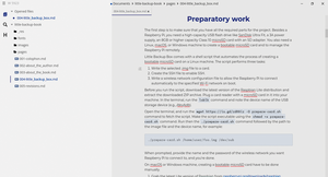 Figure 1: Mark Text features a polished and user-friendly interface.