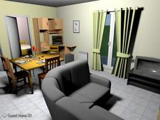 Screenshot Sweet Home 3D